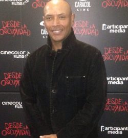 Premiere of Desde La Oscuridad / Out of The Dark in Bogota